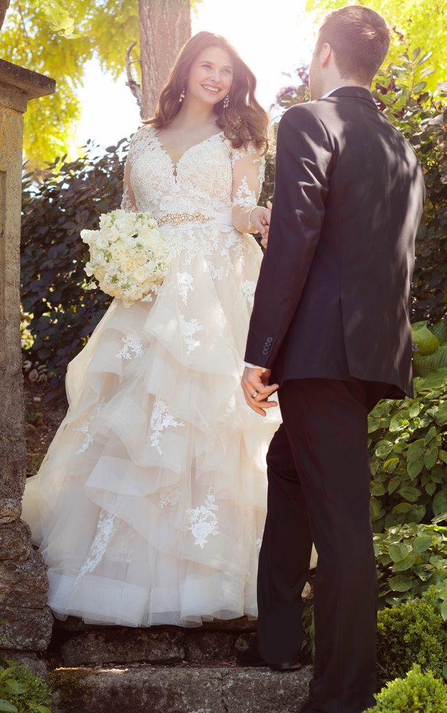 Everybody Every Bride- Essense of Australia - Plus Size Wedding Dresses
