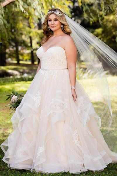 045fb0850ae Plus Size Bridal