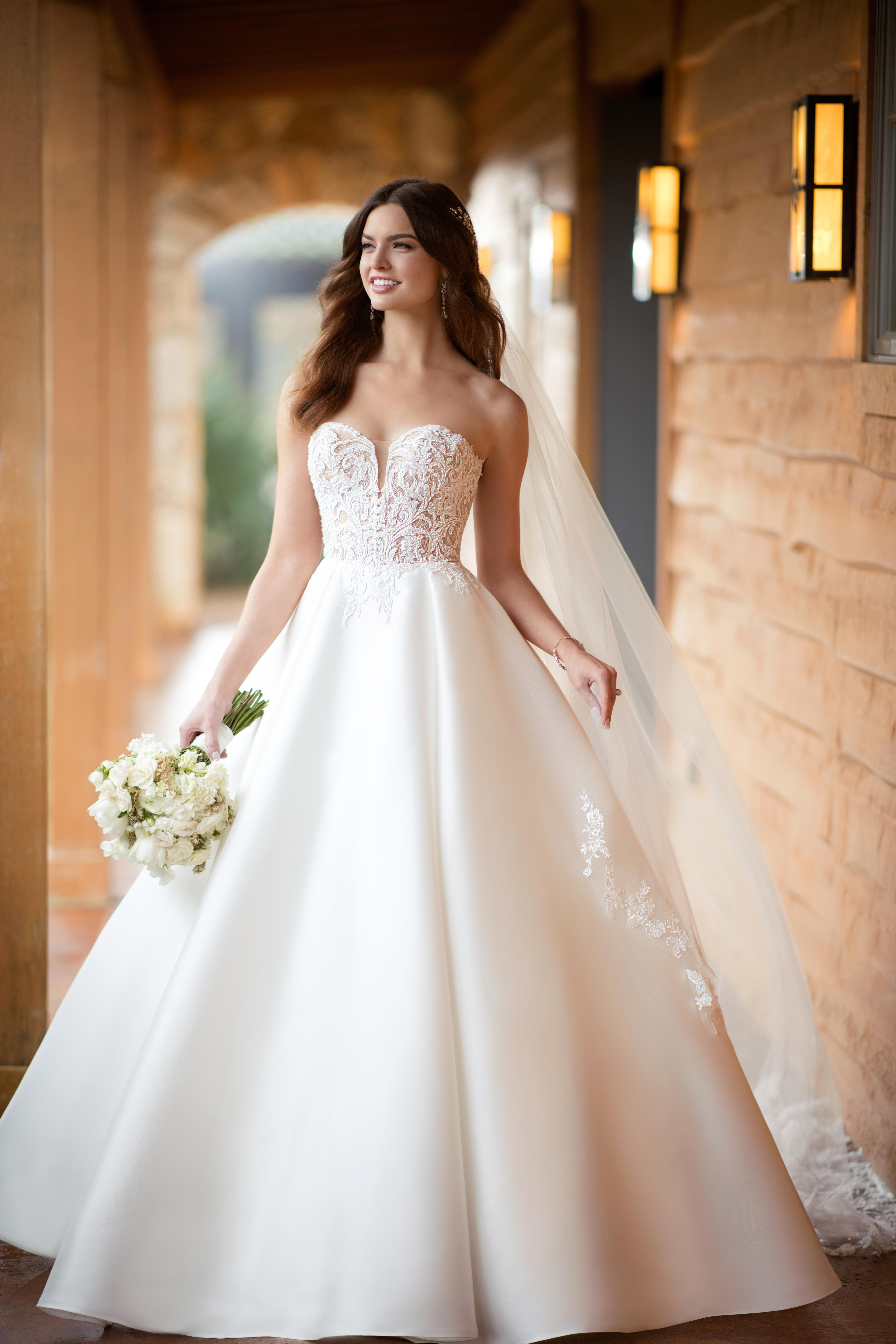 1e4596a6e3bb Mature Bride Sweetheart Wedding Dresses Australia Source · Essense of Australia  Wedding Gowns Bella Sposa Bridal Boutique