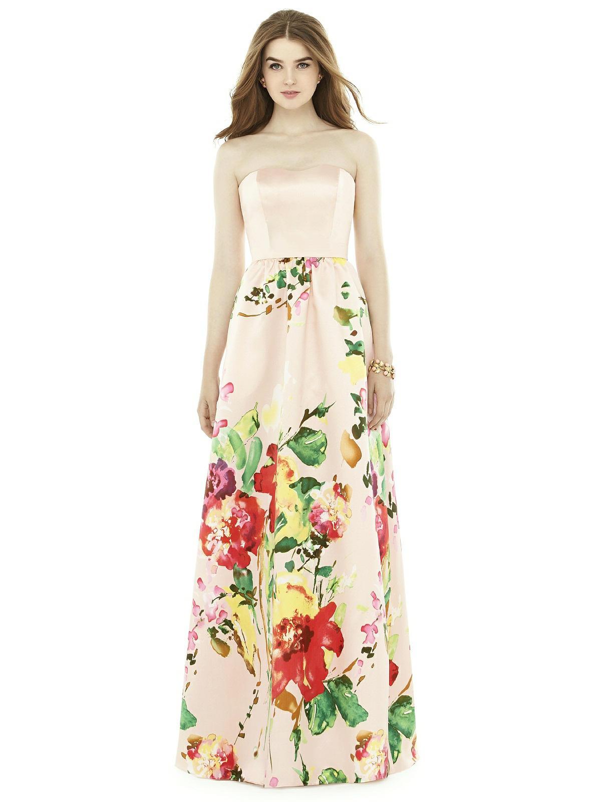 a1a20f258661 Alfred Sung Bridesmaid Dresses - Bella Sposa Bridal Boutique