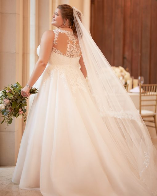 Plus Size Wedding Dresses- ballgown