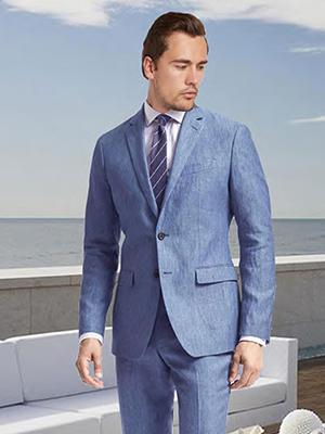 blue-linen