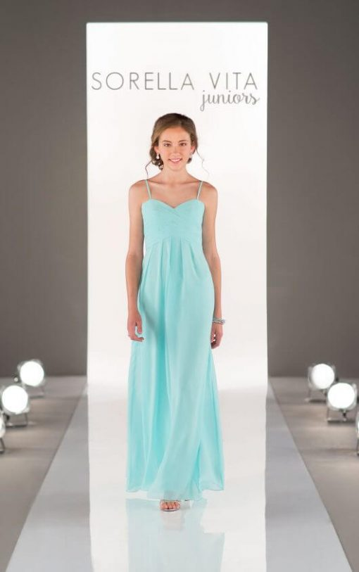 Jr Bridesmaid Dress -J4005.