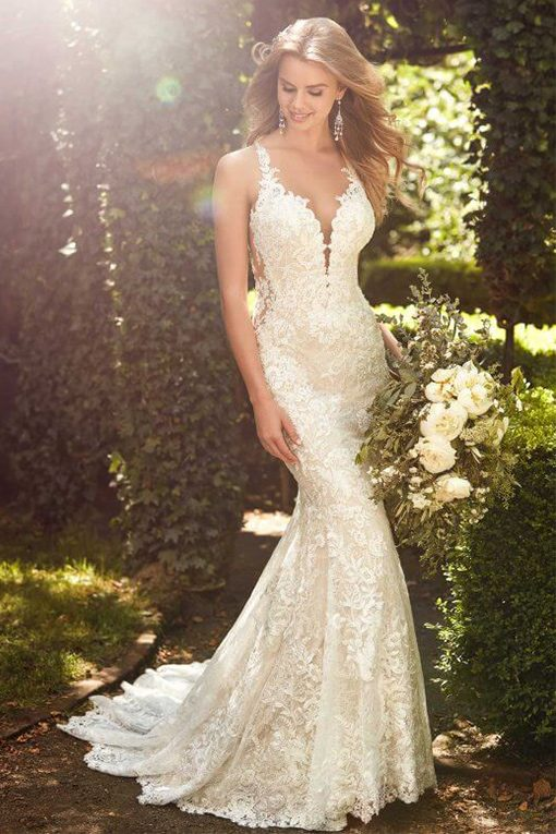 Martina Liana Designer Wedding Dress