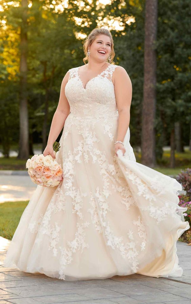 b19a7b639c4 Plus Size Wedding Dresses